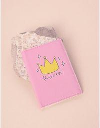 Обкладинка на паспорт з малюнком корони | 237733-14-XX