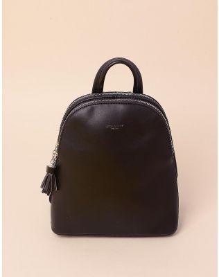 Рюкзак невеликий на блискавці з китицею | 238250-02-XX