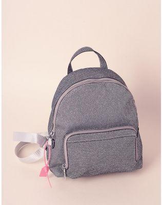 Рюкзак для міста з люрексовою ниткою | 236692-10-XX