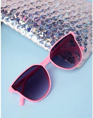 Окуляри дитячі сонцезахисні з кольоровою оправою | 236187-17-XX