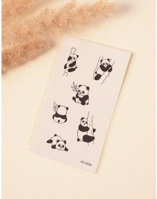Тату тимчасове з пандами | 238196-02-XX