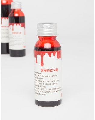 Кровь искусственная в бутылочке 30мл | 227229-15-XX