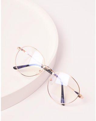 Окуляри іміджеві з прозорими лінзами | 238545-04-XX