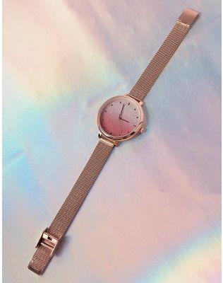 Годинник на руку з металевим ремінцем | 238591-69-XX