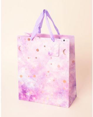 Пакет подарунковий з малюнком сузір я | 237525-35-03