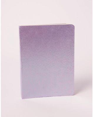 Блокнот у лінію з металізованою обкладинкою | 238140-03-XX