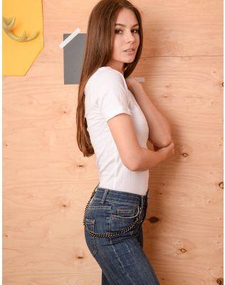 Ланцюг підвіска на брюки та джинси  з карабінами | 237057-10-XX