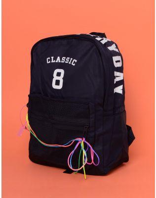 Рюкзак для міста з кишенею із сітки   237665-02-XX