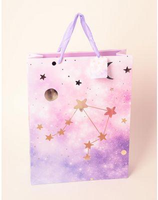 Пакет подарунковий з зображенням сузір я | 237833-03-15