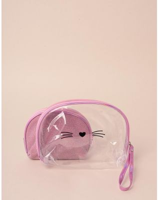 Косметичка з малюнком кішки   237976-14-XX