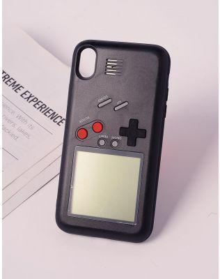 Чохол для телефону iphone XR з тетрісом | 238606-02-XX