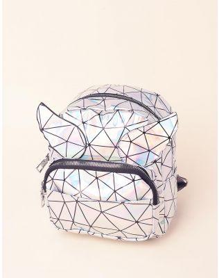 Рюкзак молодіжний лаковий з крилами | 237320-05-XX