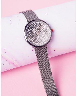 Годинник на руку з серцями на циферблаті | 237253-10-XX