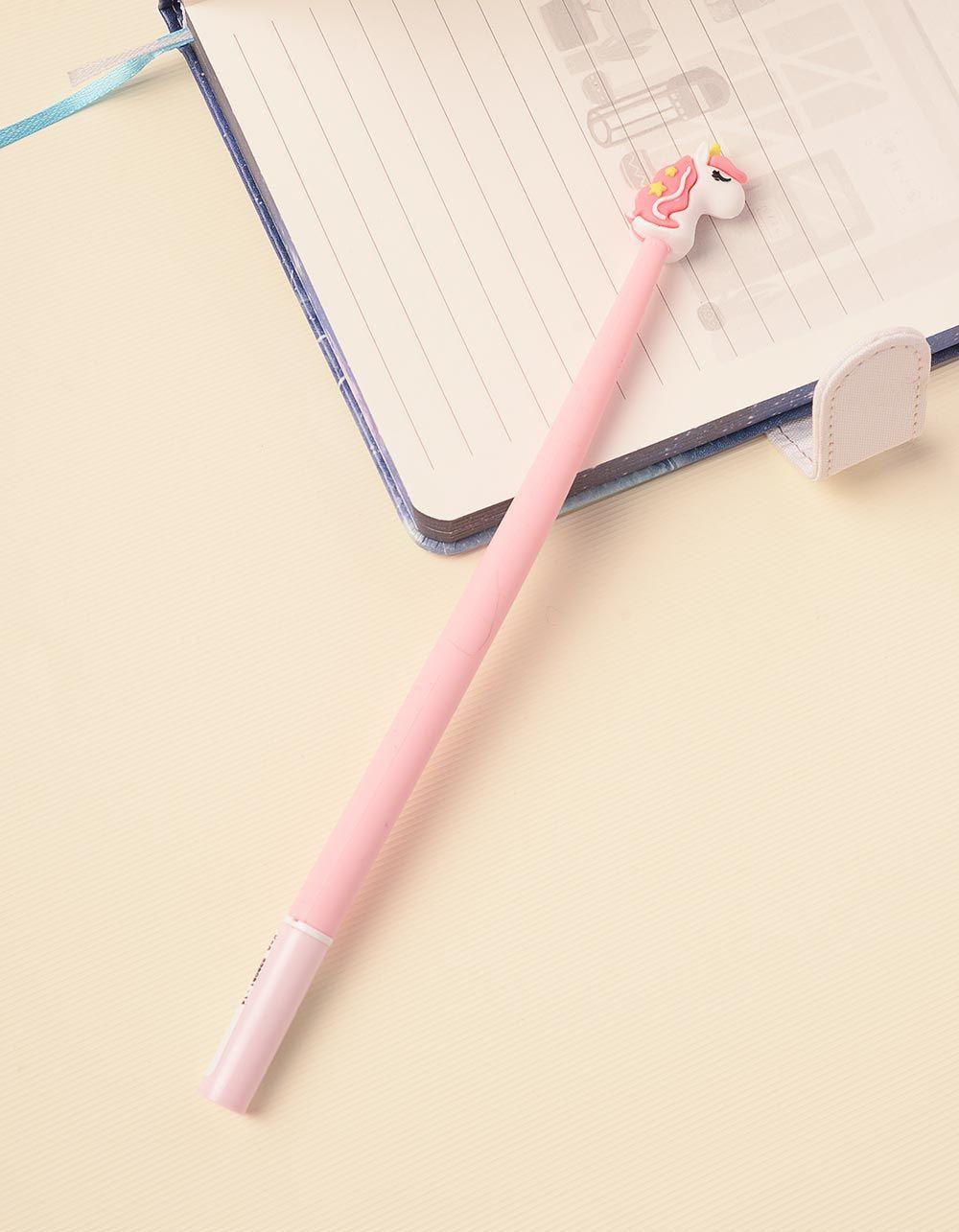 Ручка що гнеться з єдинорогом | 239091-14-XX
