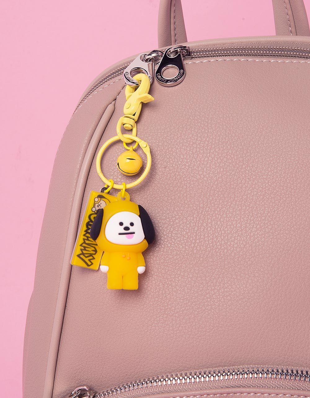 Брелок на сумку з  BTS | 237408-19-XX