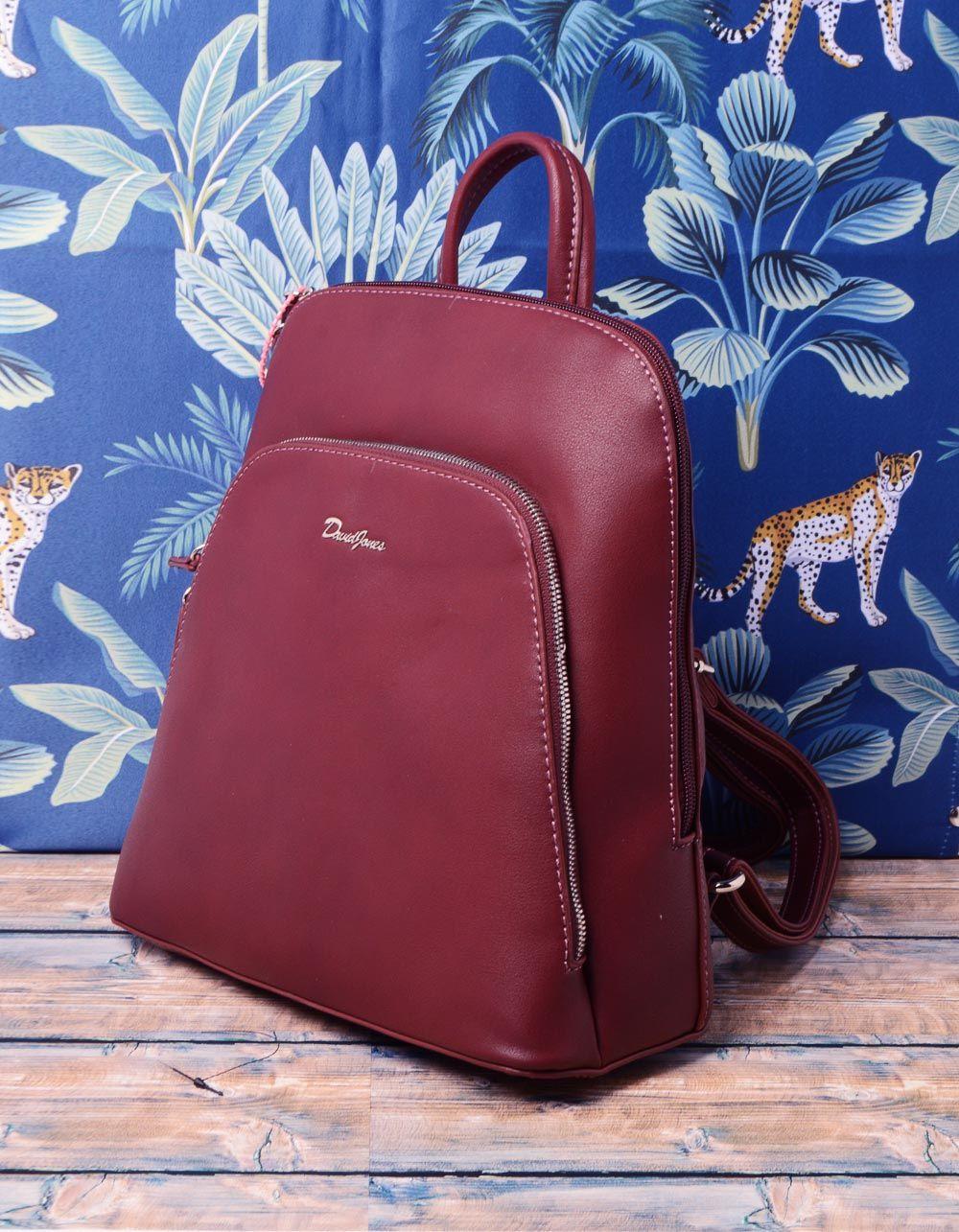 Рюкзак стильний з кишенею на блискавці | 237444-16-XX