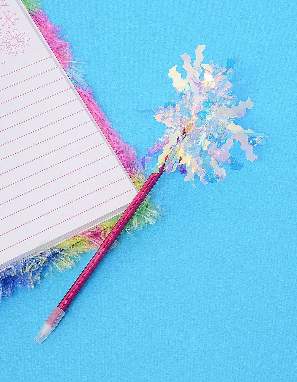 Ручка з новорічним декором | 233923-17-XX
