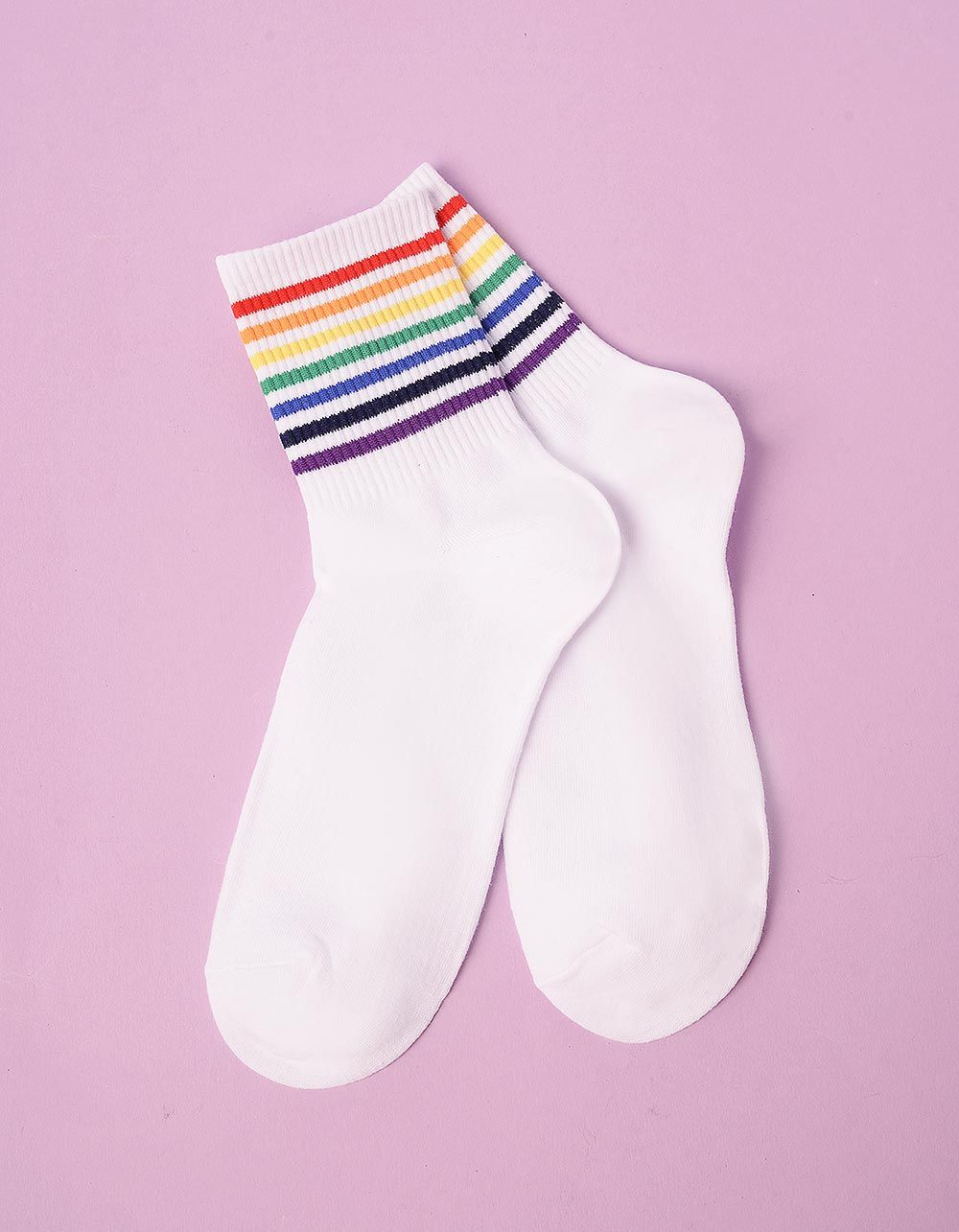 Шкарпетки у смужку | 239316-01-XX