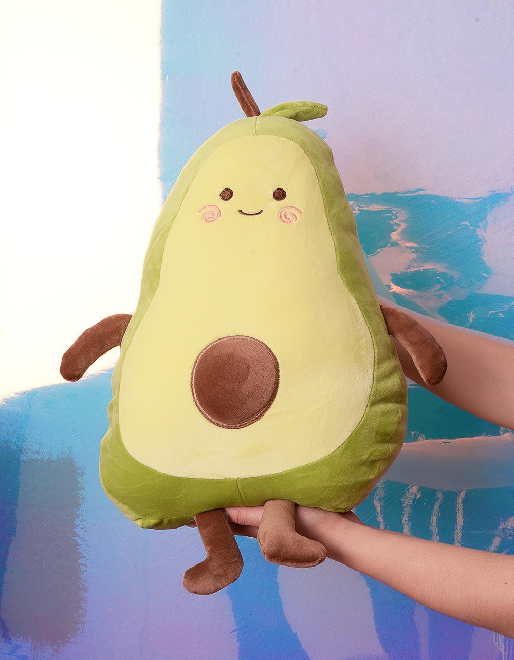 Іграшка м'яка у вигляді авокадо | 240346-20-XX