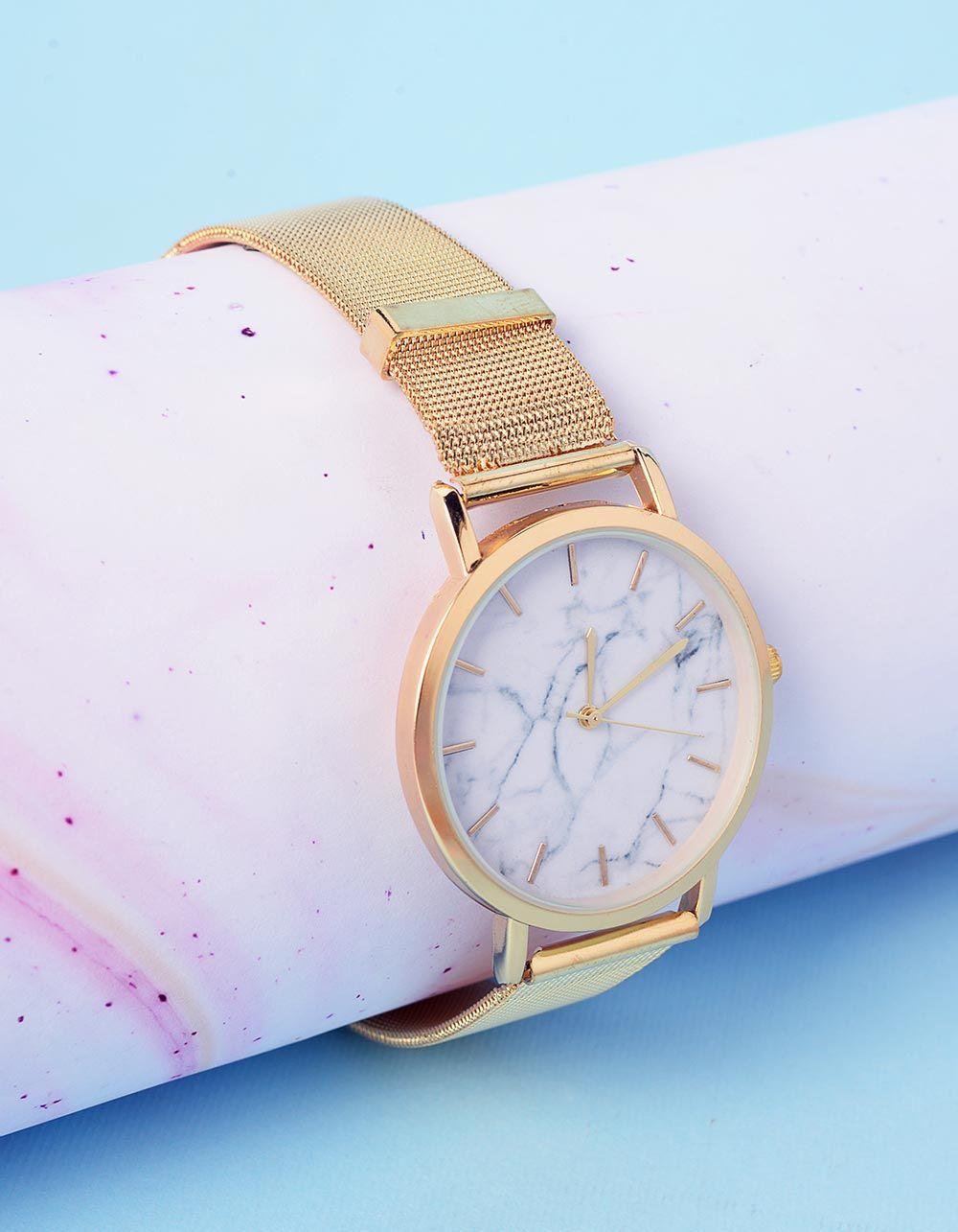 Годинник на руку з металевим ремінцем | 237303-08-XX