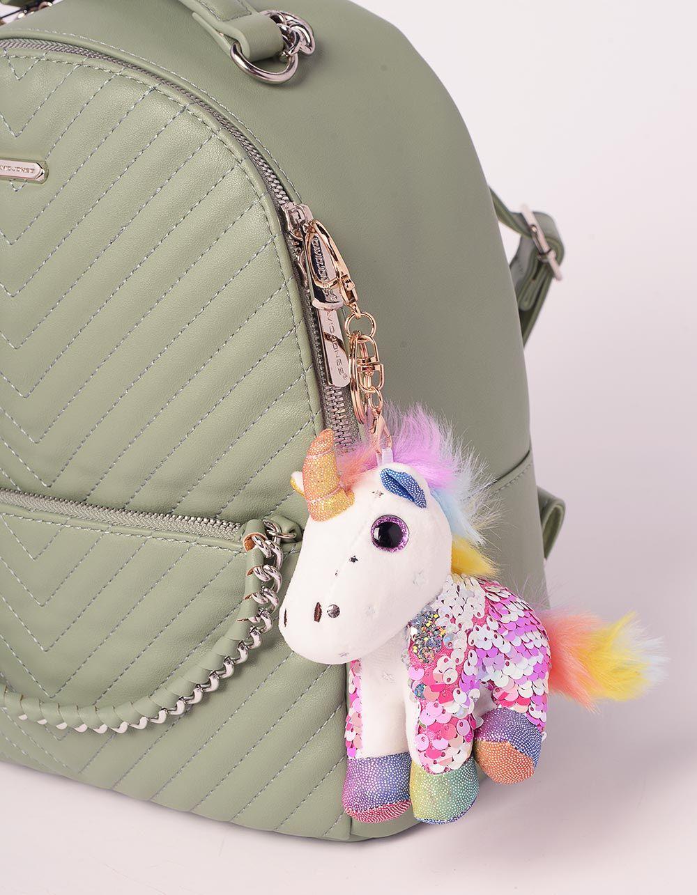Брелок на сумку у вигляді єдинорога | 239489-01-XX