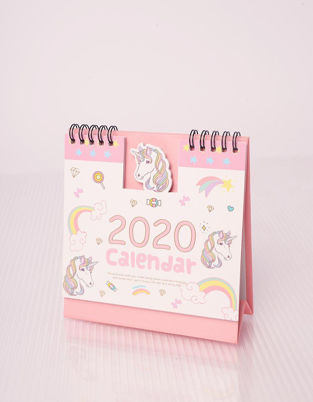 Календар настільний з молодіжним принтом | 238419-14-XX
