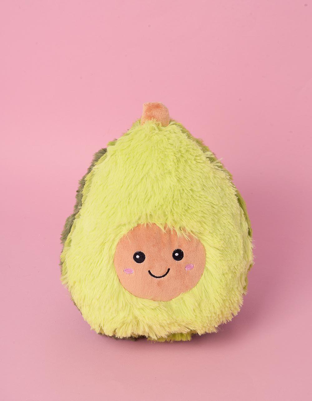 Іграшка м'яка у вигляді авокадо | 240348-20-XX