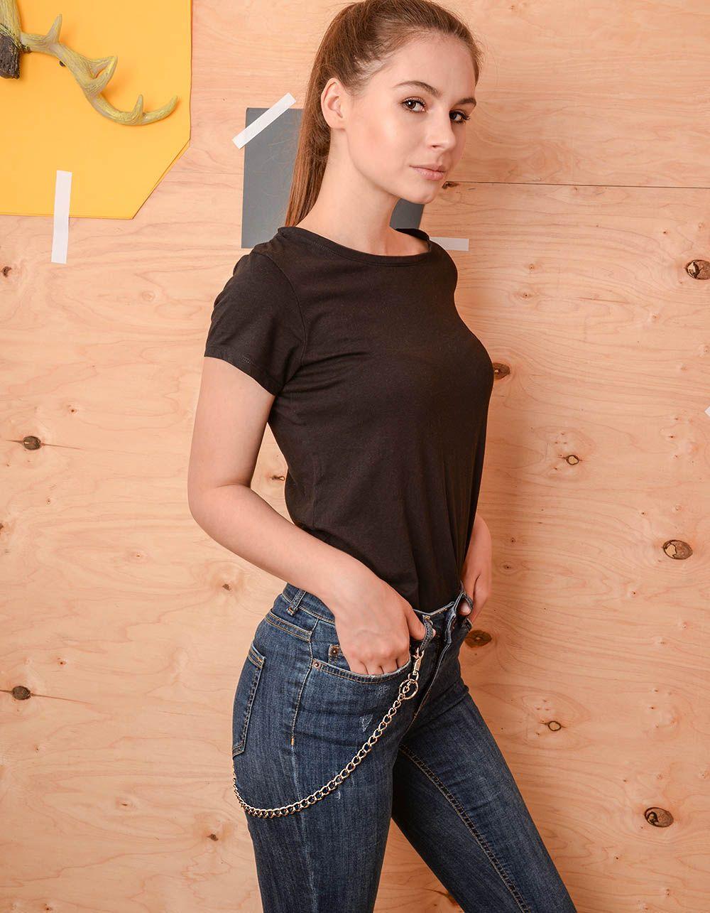 Ланцюг підвіска на брюки та джинси довгий з карабінами | 237058-05-XX