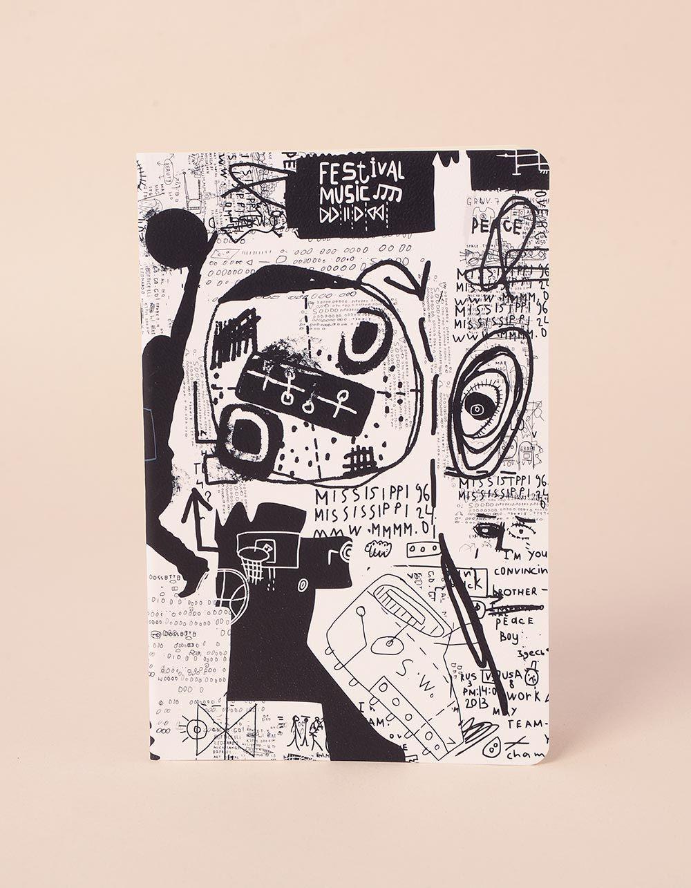 Зошит у лінію з молодіжним  малюнком | 241063-02-XX