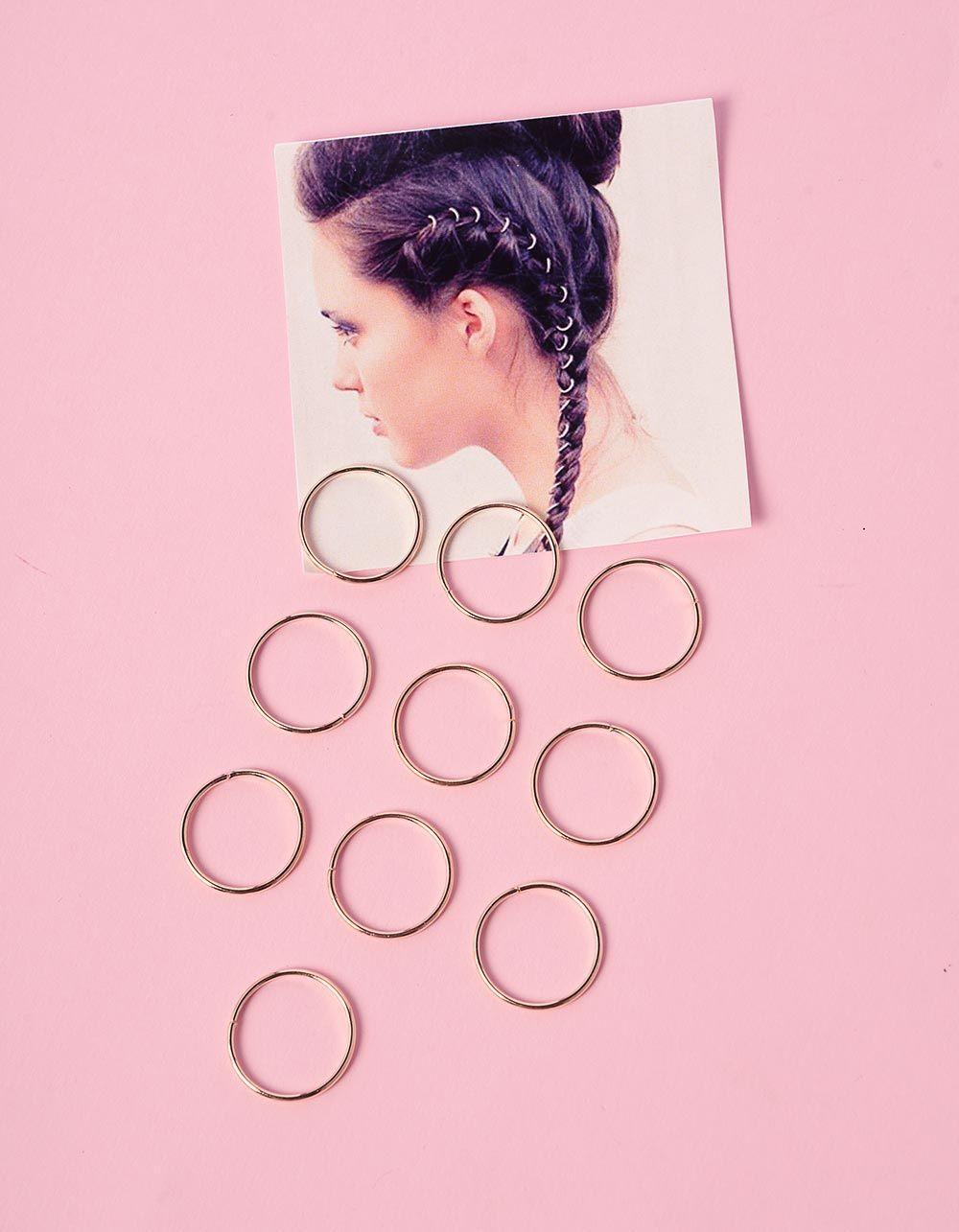 Кільця для зачіски | 237141-04-XX