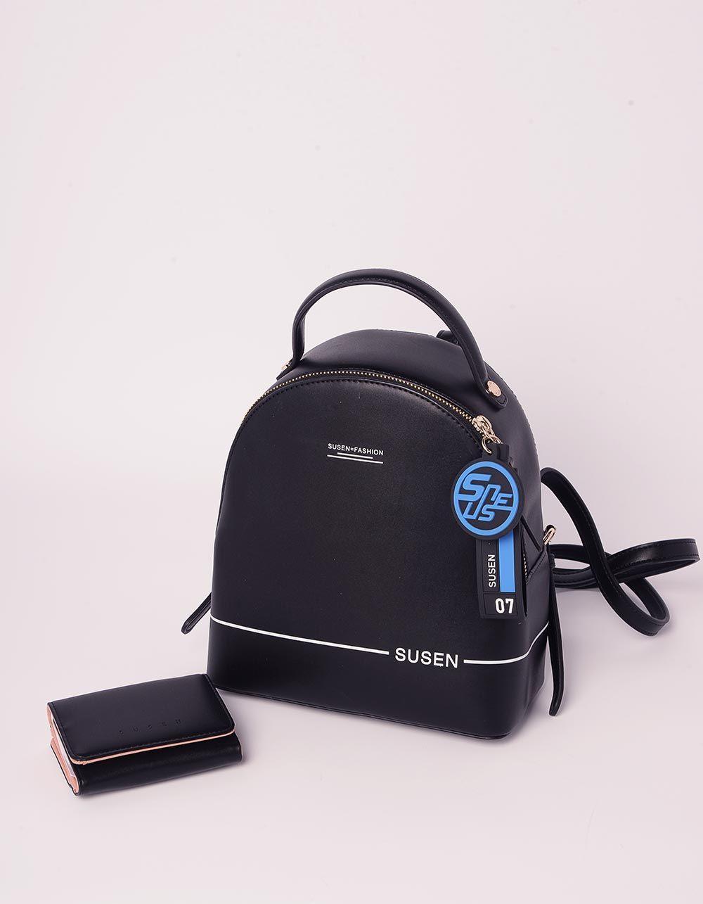Рюкзак для прогулянок у комплекті з гаманцем | 240745-02-XX