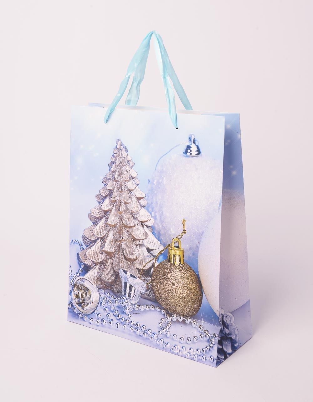 Пакет подарунковий новорічний | 240046-35-XX