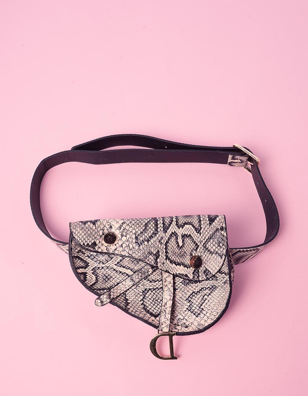 Ремінь з сумкою | 237365-39-XX
