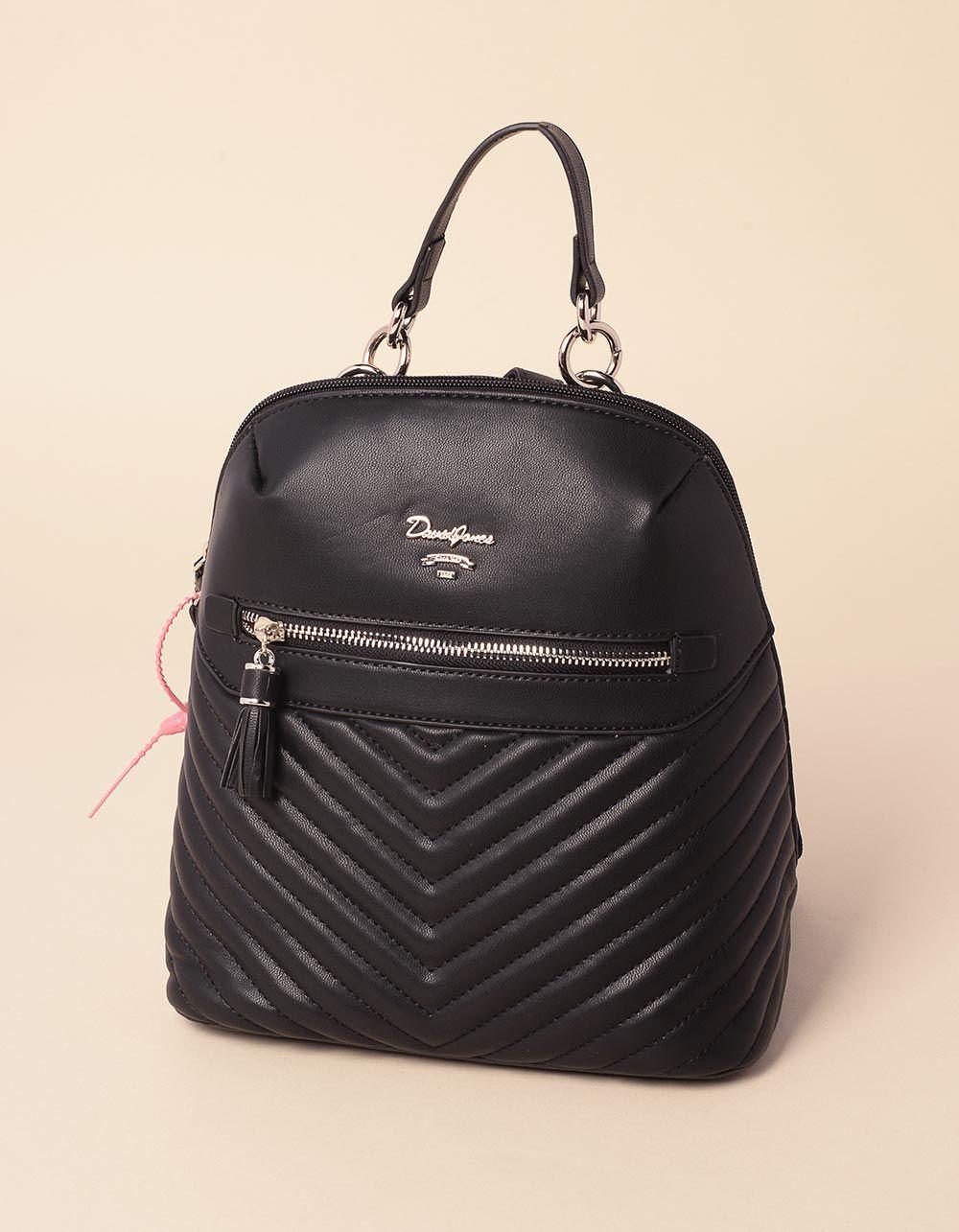 Рюкзак на блискавці стьобаний | 237519-02-XX