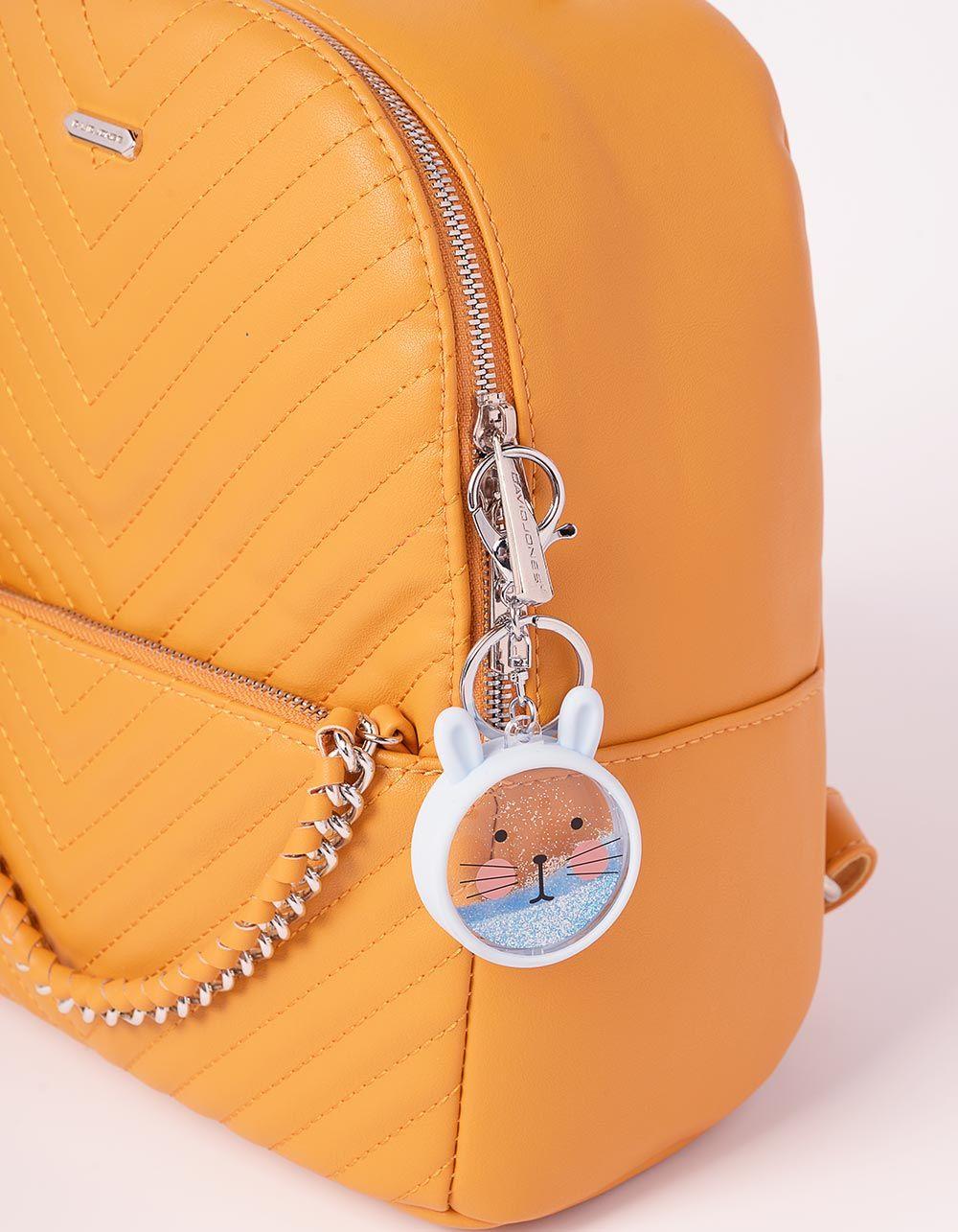 Брелок на сумку у вигляді кролика | 239181-18-XX