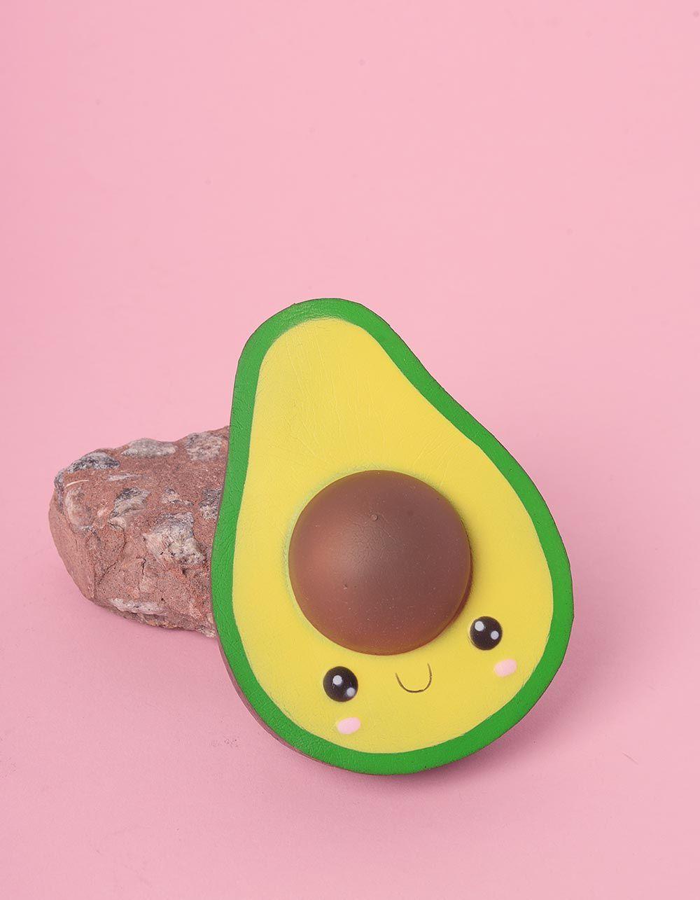 Сквіш антистрес у вигляді авокадо | 239784-20-XX
