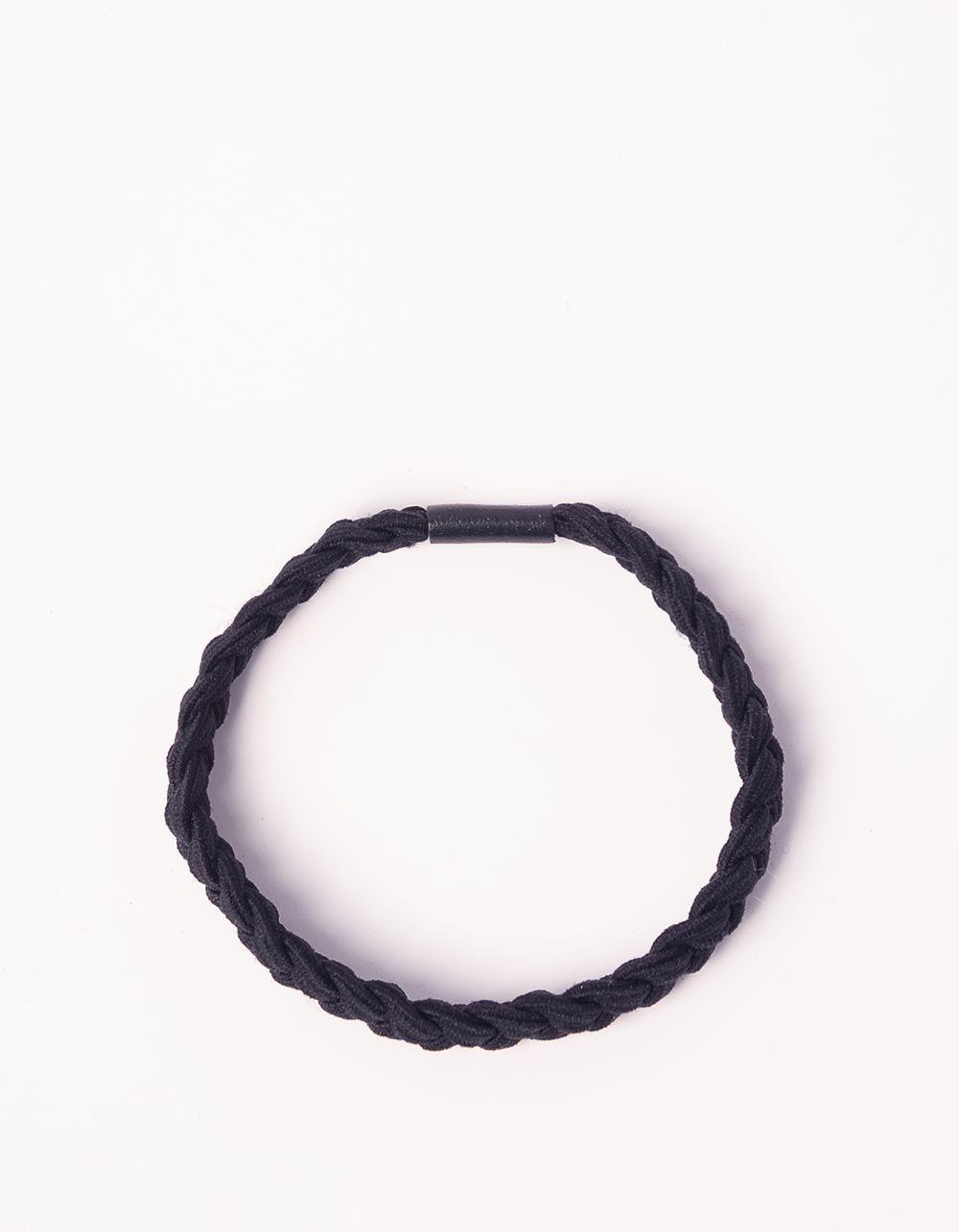 Резинка для волосся плетена | 240952-02-XX