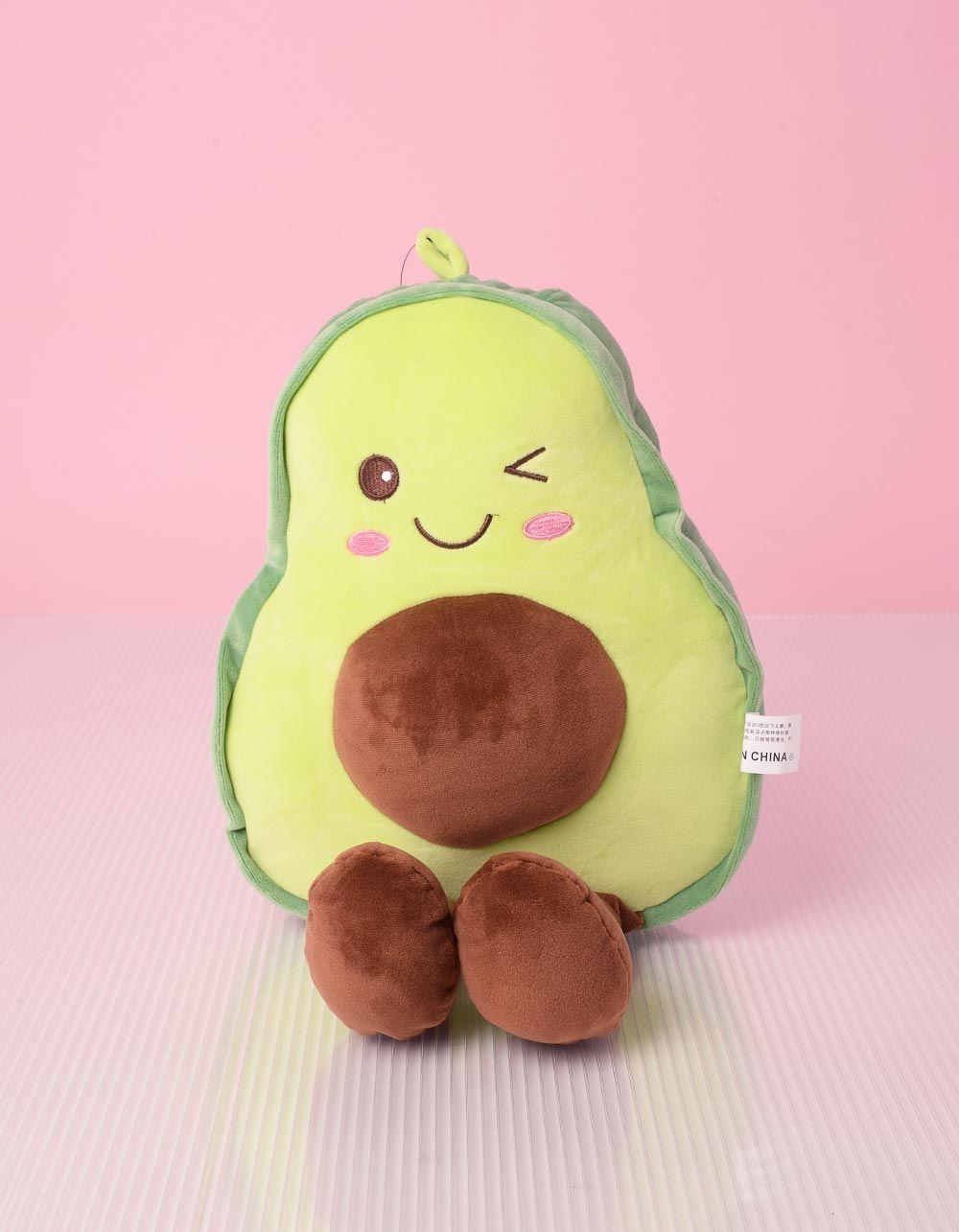 Іграшка м'яка у вигляді авокадо | 239793-20-XX