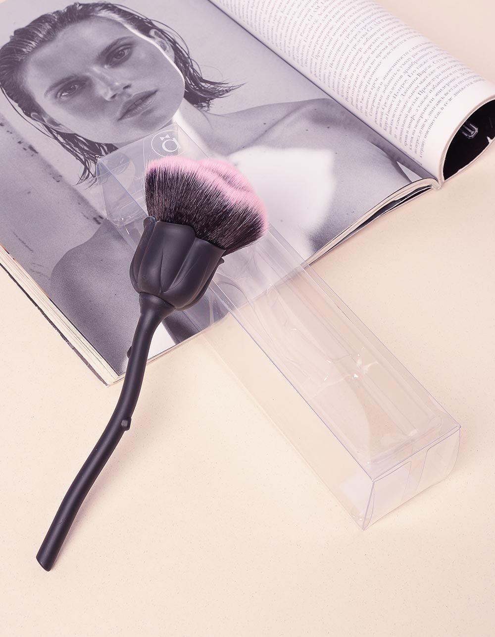 Пензлик для макіяжу у вигляді квітки | 237784-21-XX
