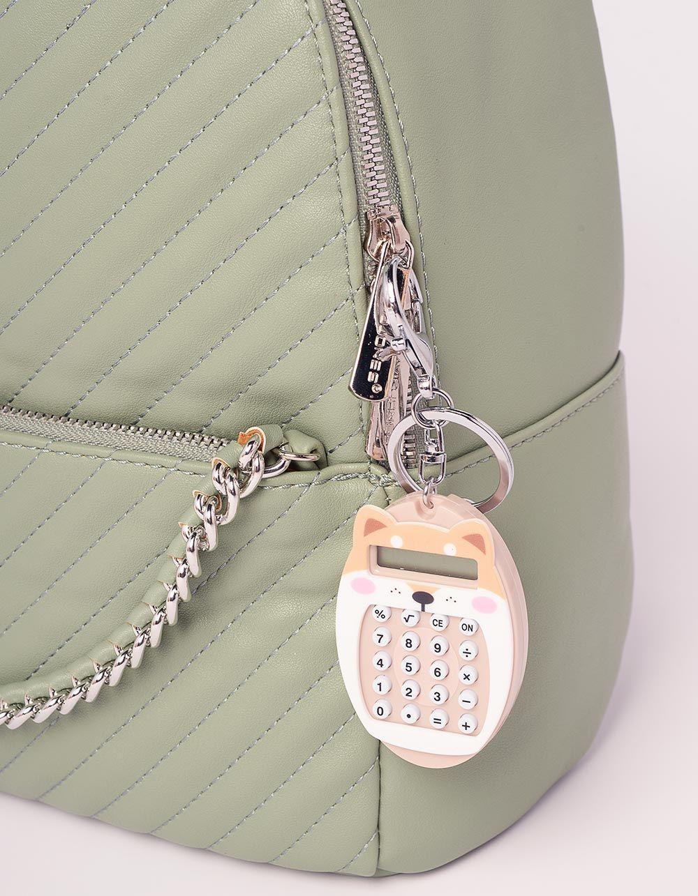 Брелок на сумку калькулятор у вигляді звірятка | 239179-39-XX