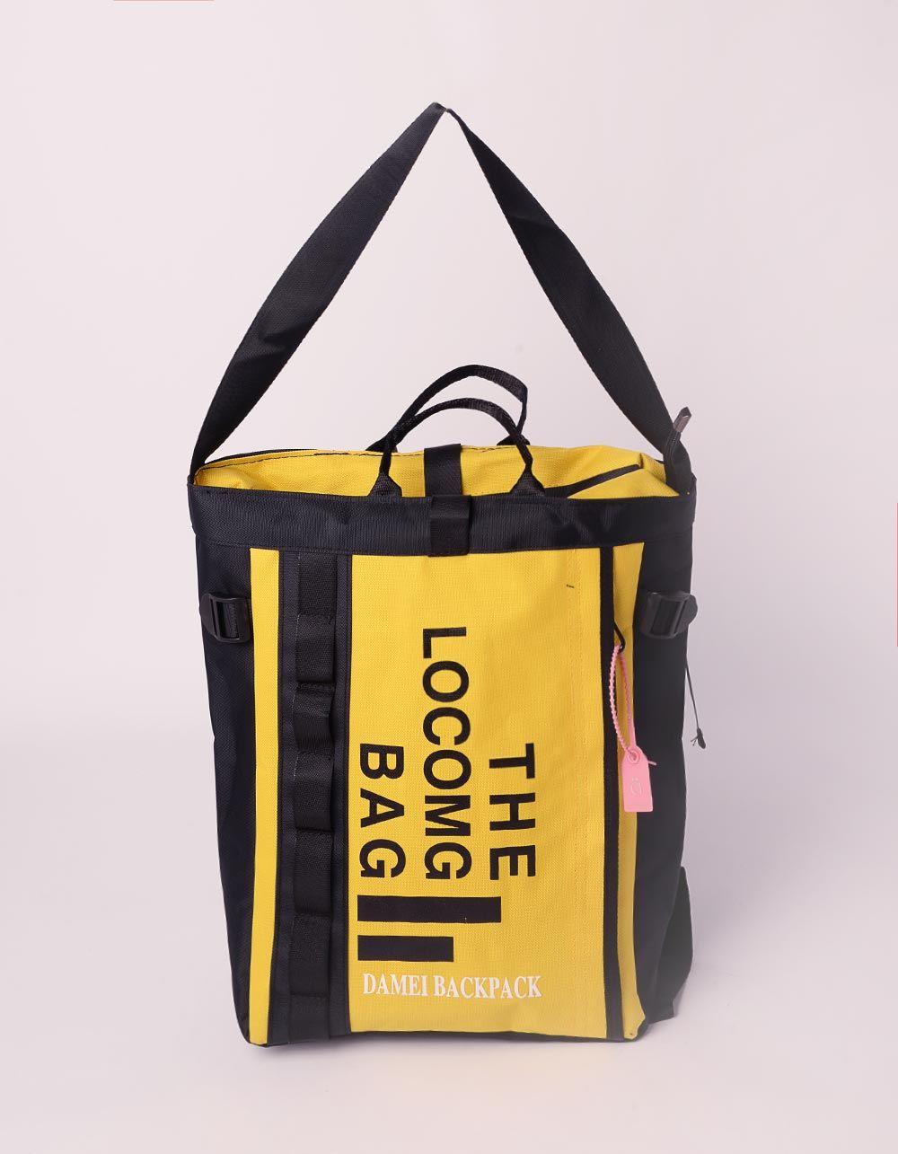 Рюкзак трансформер стильний з написом   239361-19-XX