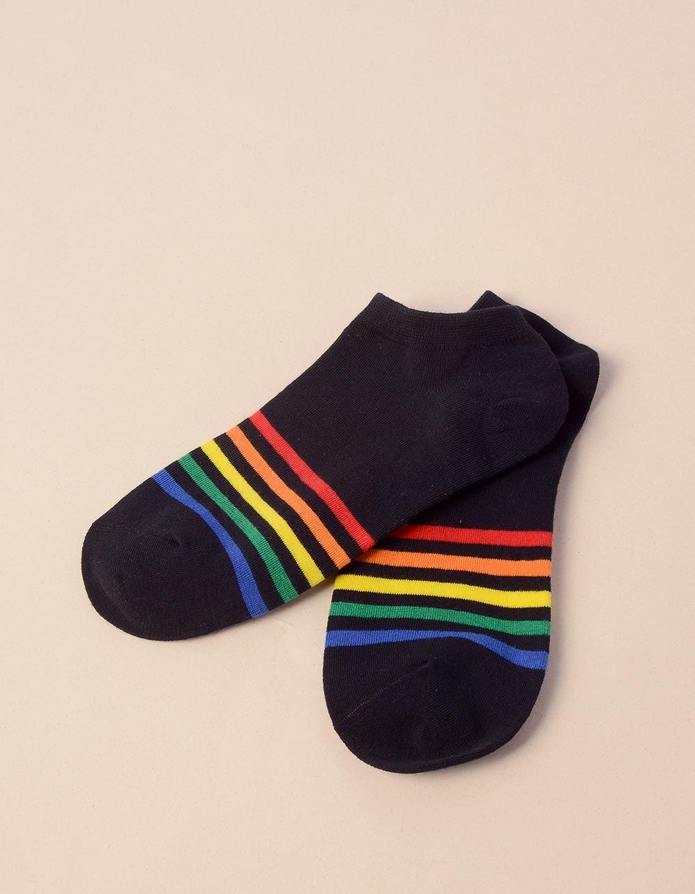 Шкарпетки смугасті | 241169-02-XX