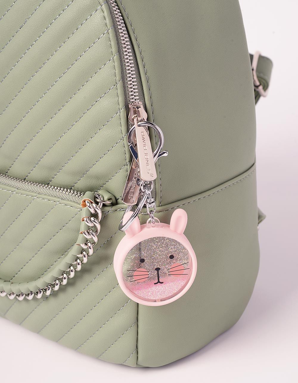 Брелок на сумку у вигляді кролика | 239181-14-XX
