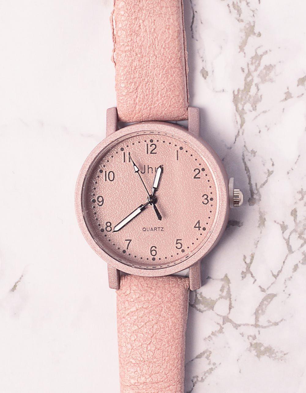Годинник на руку з круглим циферблатом | 240467-39-XX