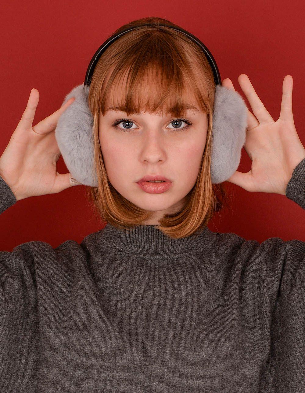 Навушники хутряні | 236404-11-XX