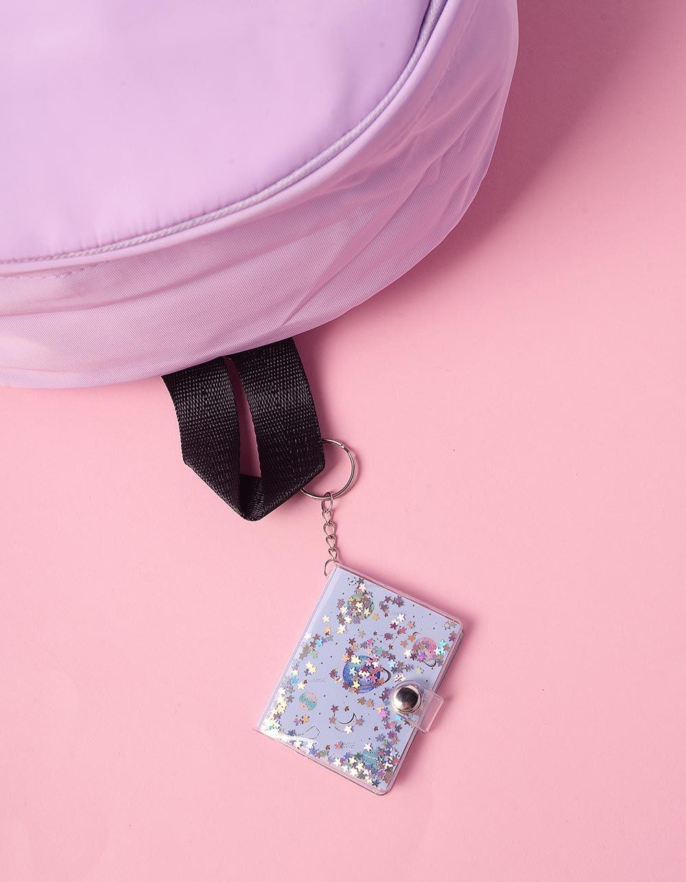 Брелок блокнот на сумку з зірочками | 239098-31-XX