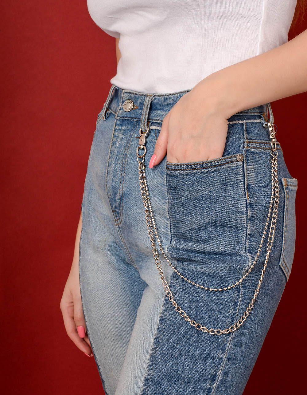 Ланцюжок подвійний на джинси та одяг | 238830-05-XX