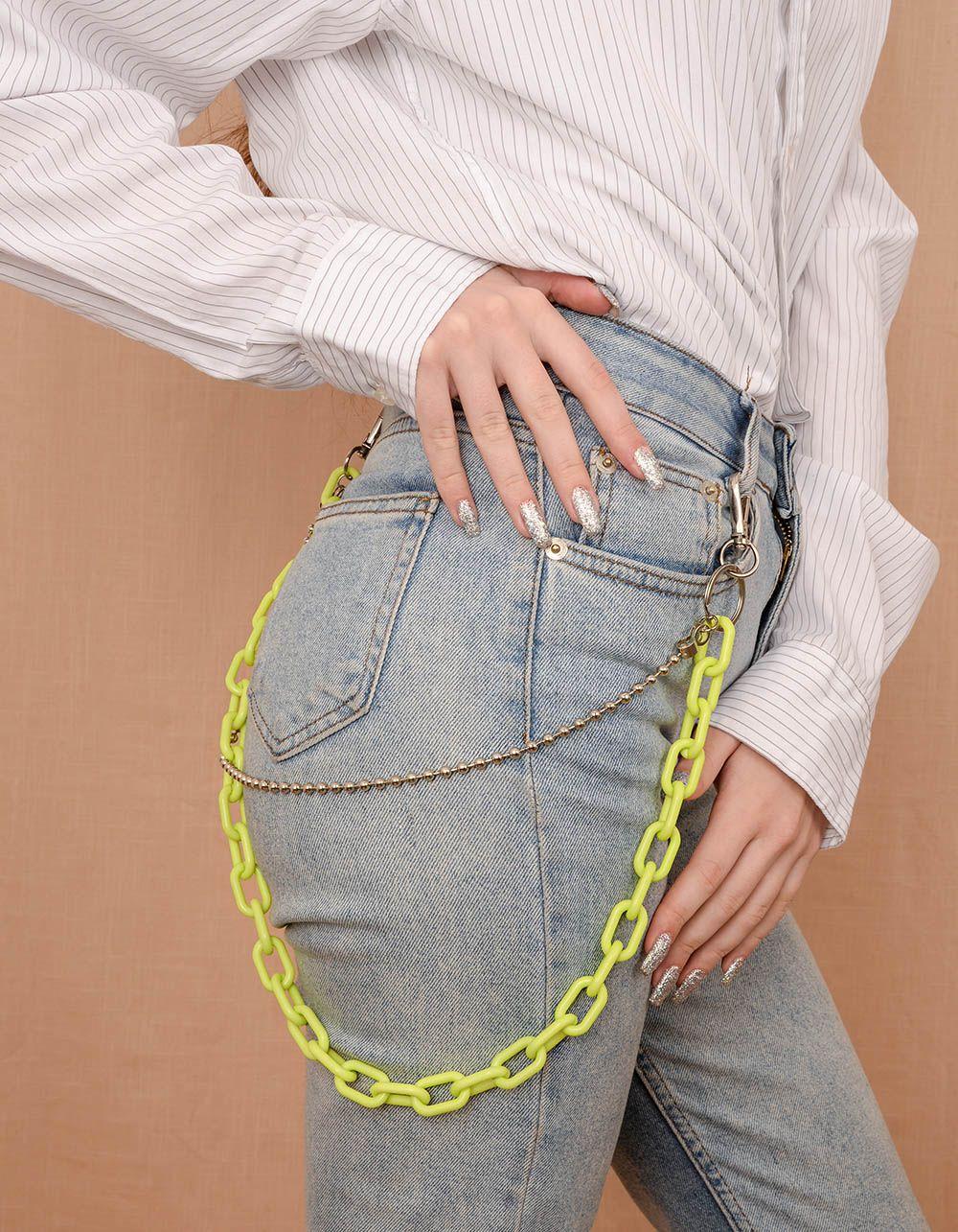Ланцюжок на одяг подвійний | 240107-62-XX
