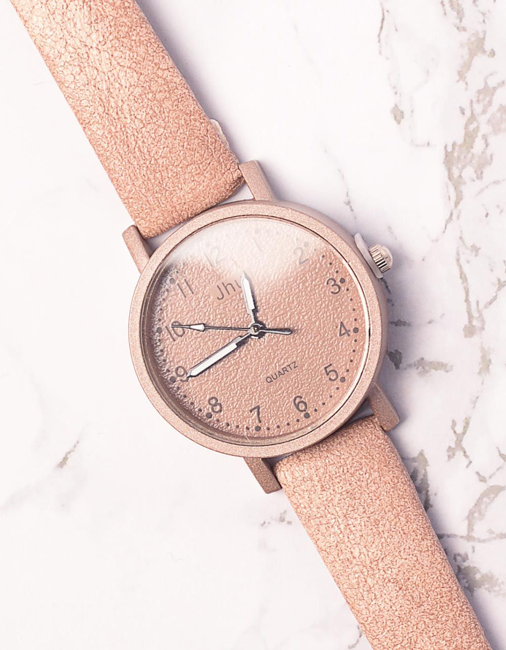 Годинник на руку з круглим циферблатом | 240467-12-XX