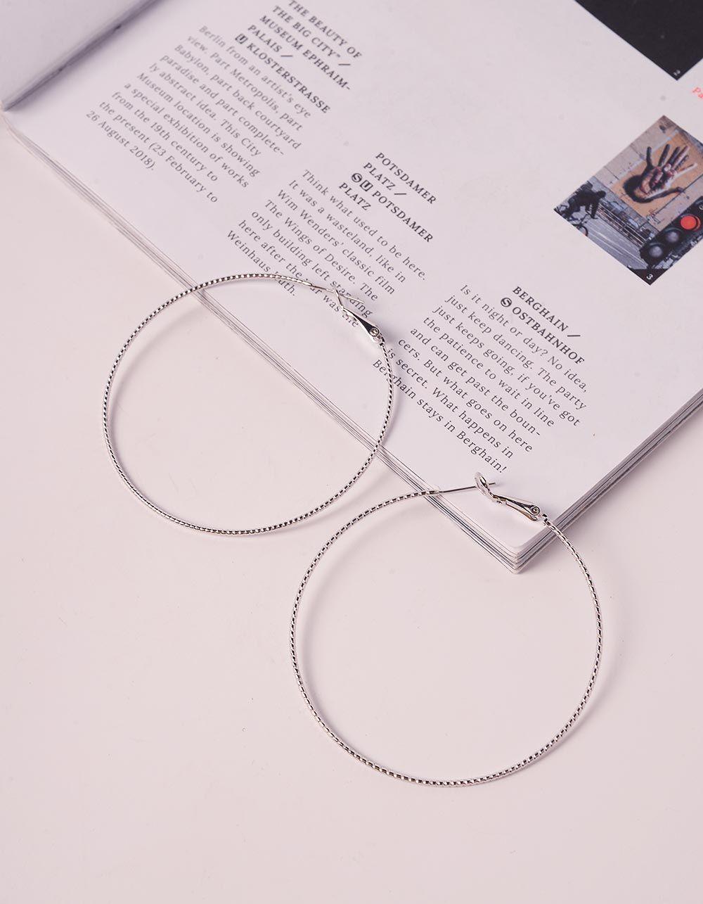 Сережки кільця | 240989-05-XX